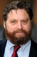 Photo Zach Galifianakis