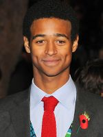 Photo Alfie Enoch