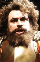 Photo Brian Blessed