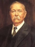 Photo Arthur Conan Doyle