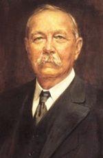 Photo Arthur Conan Doyle