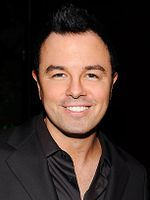 Photo Seth MacFarlane
