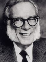 Photo Isaac Asimov