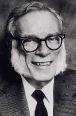 Photo Isaac Asimov