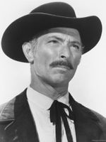 Photo Lee Van Cleef