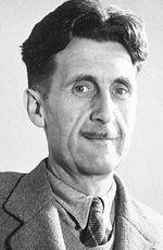 Photo George Orwell