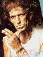 Photo Keith Richards