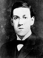 Photo H.P. Lovecraft
