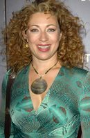 Photo Alex Kingston