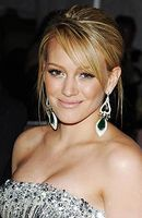 Photo Hilary Duff