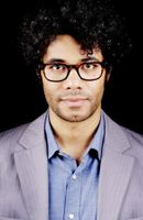 Photo Richard Ayoade
