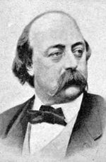 Photo Gustave Flaubert