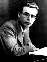 Photo Aldous Huxley