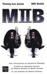 Couverture Men in Black II : Le Roman du film