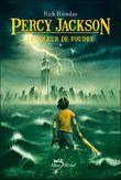 Couverture Le Voleur de foudre - Percy Jackson, tome 1