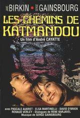Affiche Les chemins de katmandou