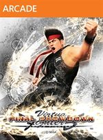 Jaquette Virtua Fighter 5 : Final Showdown