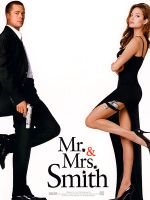 Affiche Mr. & Mrs. Smith