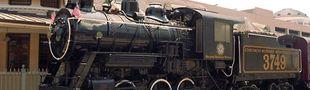 Illustration Westerns de chemin de fer