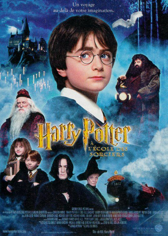 Harry Potter A L Ecole Des Sorciers Film 2001 Senscritique