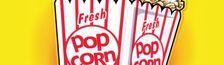 Illustration Des films Pop-Corn