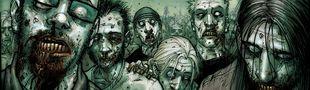 Illustration Je suis pas un zombie, juste je traine de la patte...