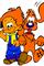 Illustration Boule et Bill