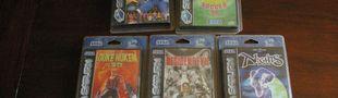 Illustration Collection - Les jeux que j'ai achetés mais auxquels je n'ai pas encore joué