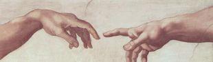 Illustration Un jour, Dieu créa l'Ecrivain. Et il vit que tout cela était très, très bon.