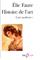 Illustration Histoire et Philosophie de l'Art.