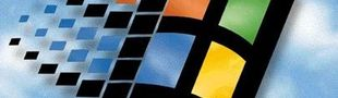 Illustration Jeux Windows 95 et 98