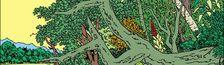 Illustration Tintin quoi, ni plus, ni moins