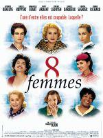 Affiche 8 Femmes