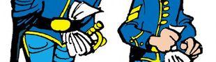 Illustration Les Tuniques Bleues