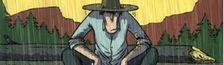 Illustration Cowboy, Far West et Eldorado