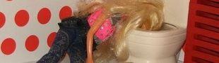Illustration Syndrome Barbie
