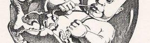 Illustration Les jeunes sont des violents vilains qui frappent super fort muhuhu
