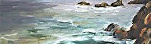 Illustration La mer, une île (peut-être)...