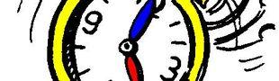 Illustration Il est quelle heure ? QUOI ?! 4 HEURES DU MATIN ?!