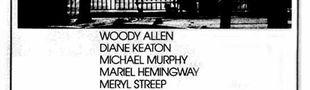 Illustration Top 10 Woody Allen