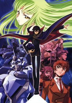 Affiche Code Geass ~ Lelouch of the Rebellion