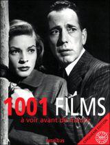 Couverture 1001 films à voir avant de mourir