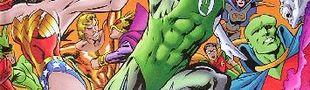 Illustration MES DC Comics