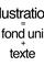 Illustration Titre = adjectif + nom du personnage