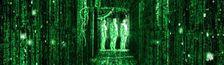 Illustration Matrix - Un film, un titre.