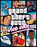 Jaquette Grand Theft Auto : Vice City