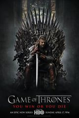 Affiche Game of Thrones