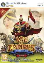 Jaquette Age of Empires Online