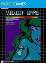 Jaquette Vidiot Game