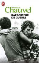 Couverture Rapporteur de guerre